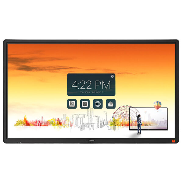 CTOUCH Laser Sky touchscreen