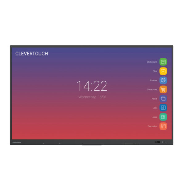 Clevertouch Impact touchscreen