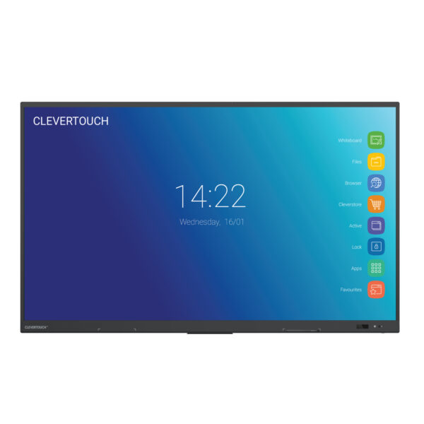 Clevertouch Impact Plus touchscreen